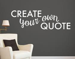 Wall Stickers Design Your Own Home Design Ideas - Wall sticker design your own