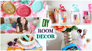 Cute Bedroom Decor by Diy Room Decor Cute U0026 Affordable Youtube
