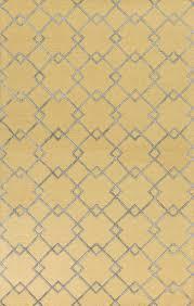 Impressions Rugs Kas Impressions 4613 Gold Grey Courtyard Area Rug Carpetmart Com