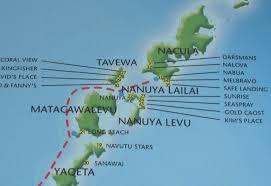 Fiji Islands Map Travel Dialing It Way Down In Fiji Laura Zera