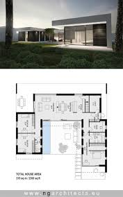 239 best modern house plans images on pinterest contemporary