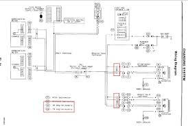 1994 nissan sentra alternator wiring diagram wiring diagram and