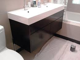 narrow bathroom sinks and cabinets best bathroom decoration