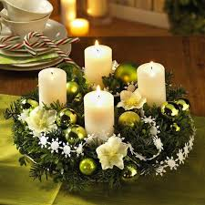 candle centerpieces ideas diy christmas candle centerpieces 40 enchanting ideas for your