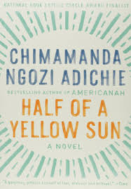 What Are The Parts Of A Book Report Amazon Com Half Of A Yellow Sun 8601401173335 Chimamanda Ngozi