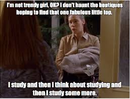 Gilmore Girls Meme - made another meme after binge watching a bit of gilmore girls