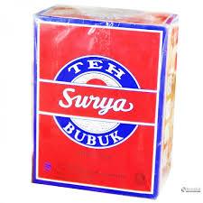 Teh Bubuk detil produk teh surya bubuk 500gr 1014080010047 9887950856106