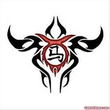 tribal taurus and aries tattoo designs tattoo viewer com