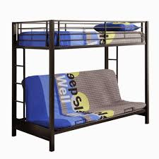 Iron Bunk Bed Designs Futon Couch Bunk Bed For Kids Glamorous Bedroom Design