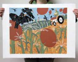 balloons for him tractor balloons etsy