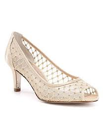 wedding shoes ivory ivory women s bridal wedding shoes dillards