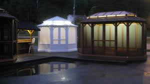 Gazebo Screen House Kit by Home Carriage House Custom Design
