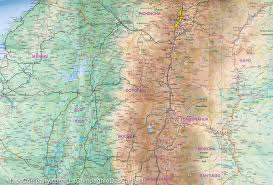 Map Of Northern South America by City Map Of Quito U0026 Map Of Northern Ecuador Itm U2013 Mapscompany