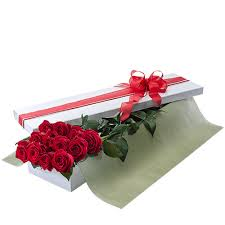 Long Stem Roses Buy Long Stem Roses Online Roses Interflora