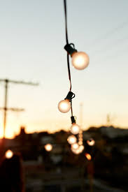 Outdoor Lighting String Bulbs by Top 25 Best String Lights Outdoor Ideas On Pinterest Outdoor