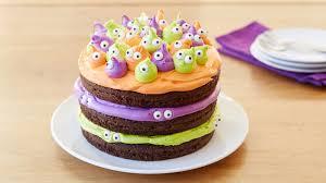 halloween cake recipes bettycrocker com