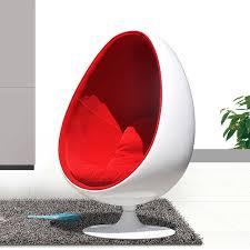 eye ball chair chair ball chair fiberglass leisure space sphere