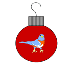 how to draw christmas tree ornaments