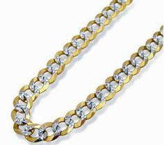 14k Solid White Gold 1 5 Mm Round Cable Chain Necklace 16 Quot 5mm