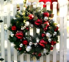 Outdoor Hanging Christmas Decorations 95 Amazing Outdoor Christmas Decorations Alrio Alrio Info