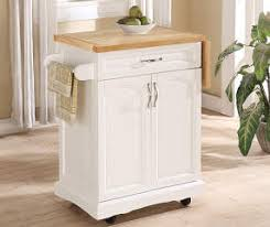 kitchen islands with drop leaf small white kitchen cart with drop leaf big lots