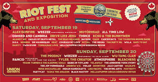 amazon black friday tickets win tickets to riot fest toronto 2015 riffyou com