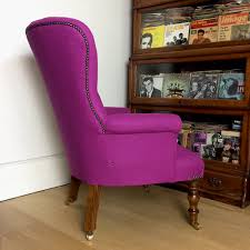 Purple Chair Uk Napoleonrockefeller Com Collectables Vintage And Painted Furniture