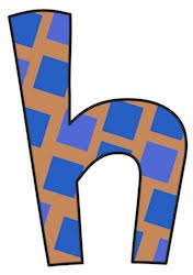 Small H by Alphabet Printables For Classroom And Home