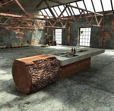 kitchen tree ideas 35 tree trunk ideas for a warm decor homesthetics inspiring