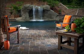 Deck Landscaping Ideas How To Landscape Around An Inground Pool Install It Direct