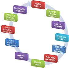 quality improvement through problem solving health care service improvement cycle
