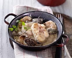 cuisiner des morilles c est maman qui l a fait ris de veau préparation et recette ris