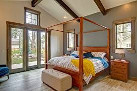how to build a four poster bed frame ehow uk bedroom diy single four poster bed canopy bedroom rustic including