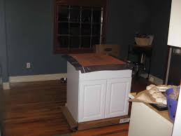 build kitchen island with wall cabinets a bar height dining table