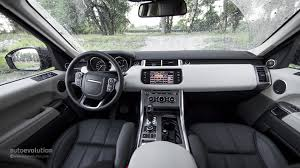 land rover black inside 2014 range rover sport review autoevolution