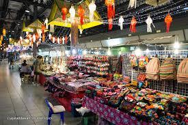 what to buy in chiang mai teak wood thai silk silverware thai