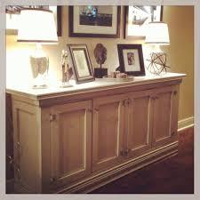 furniture dark sideboard buffet with glass door on cozy kahrs