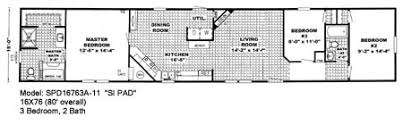 single wide manufactured homes floor plans single wide manufactured homes floor plans esprit home plan
