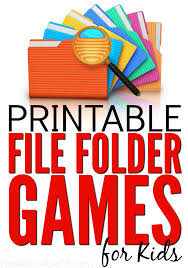 for kids 75 free printable file folder for kids from abcs to acts