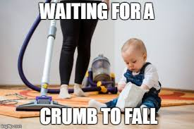 Clean House Meme - why moms get nothing done