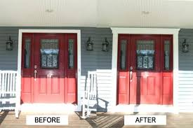 Garage Door Exterior Trim Vinyl Door Molding Siding The Trim And The Overhead Door All The
