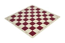 Chess Board Design Regulation Silicone Tournament Chess Board 2 25