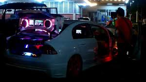 manila motoring your source for customized honda civic fd on firland audio amps youtube
