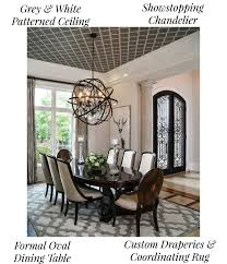 North Shore Dining Room by Inside Look Northshore Estate Dining Room Lnd