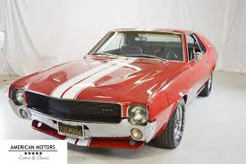 stevens creek lexus body shop pre owned 1968 american motors amx 390 gorgeous condition rare 4