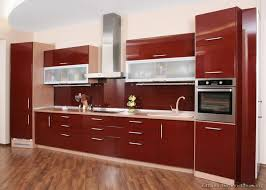 Best Red Kitchens Images On Pinterest Kitchen Ideas Kitchen - New kitchen cabinet designs