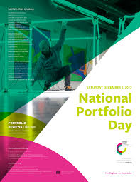 join us for national portfolio day december 2 2017 emily carr