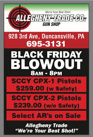 best gun deals on black friday allegheny trade company home facebook