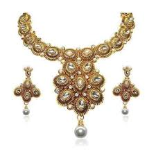 beautiful necklace designs images Beautiful kundan necklace designs set kundan necklace set nexus jpg