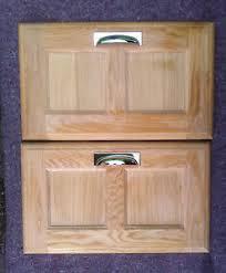 Limed Oak Kitchen Cabinet Doors Solid Limed Oak Frame Panel Kitchen Unit Cabinet Cupboard Doors